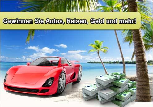 Mit Gewinn24.de zum Traumgewinn!